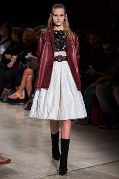 #MiuMiu #2015 #Fashion #Show #ss2015 #pfw #Paris #Fashionweek via @TheCut