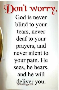 Jesus Christ Quotes:My brothers and sisters in Christ, let us not worry nor faint, when we don't see the mighty hand of God working in our lives right away, concerning those Prayer Verses, Prayer Quotes, Bible Verses Quotes, Faith Quotes, Wisdom Quotes, True Quotes, Life Quotes In Hindi, Funny Life Quotes, Blessed Life Quotes