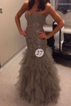 Jovani Prom/Pageant Gown Sale