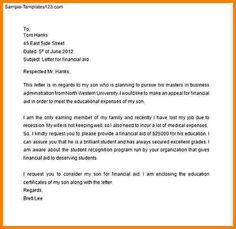 Sample Letter Request Financial Assistance Pcso Docoments Ojazlink