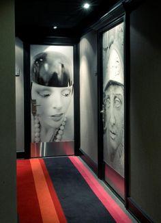 Hotel Max Corridor