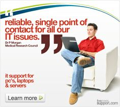Five Rivers IT Support Services | Disaster Recovery Solutions | IT support for PCs, Laptops & Servers UK