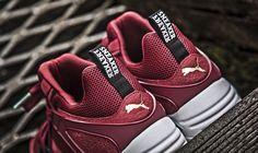 """Puma x Sneaker Freaker x Packer """"Bloodbath"""""""