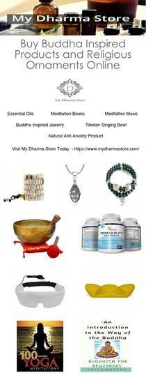 Buddha Inspired Meditation Products | Piktochart Infographic Editor