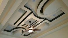 Modern Ceiling  design Modern Ceiling, Ceiling Design, Ceiling Fan, Modern Design, Interior, Home Decor, Home, False Ceiling Living Room, Homemade Home Decor