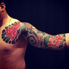 Japanese tattoo...