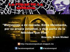 """""""bienvenido a mi morada. Entre libremente, por su propia voluntad, y deje parte de la felicidad que trae"""" Dracula, Bram Stoker"""