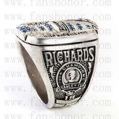 Custom NHL 2004 Tampa Bay Lightning Stanley Cup Championship Ring - Hockey