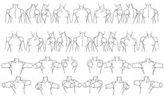 """Male Torso Rotation"" Reference Sheet - Art Drawing Tips Eye Drawing Tutorials, Drawing Tips, Art Tutorials, Anatomy Reference, Drawing Reference, Manga Tutorial, Anatomy Sketches, Human Figure Drawing, Drawing Studies"