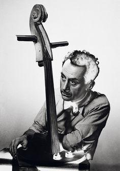 Man Ray   self-Portrait (solarisation)
