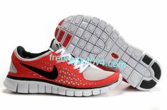 official photos fc42f 581a4 2013 395912-023 Red Black Mens Nike Free Run The Most Flexible Running  Shoes Nike