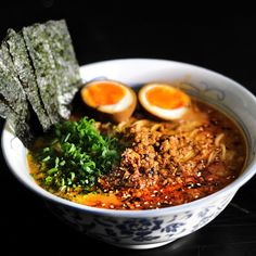 Spicy Miso Ramen EXPRESS recipe on Food52
