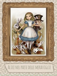 alice's in wonderland SIMONA BURSI