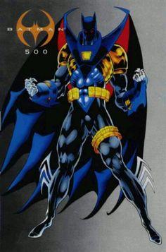 Batman (Azrael)