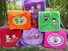 Inges Elfenwelt: Kindergartentasche Kanken Backpack, Backpacks, Bags, Great Love, Elves, Cordial, Dime Bags, Nice Asses, Handbags