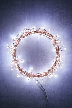Slide View: 1: Vine String Lights