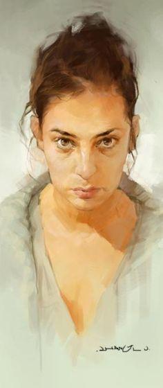 when I paint portraits again!