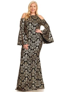 bf132249f245 Plus Size Women's Sexy V-Neck Floral Maxi Evening Party Boho Cocktail Prom  Dress | eBay