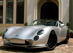 For the many who don't know what this car is. You have probably only seen it once in the move Swordfish. 2005 TVR Tuscan S - This car doesn't exist in the US, and only a handful of celebrities have managed to import one.