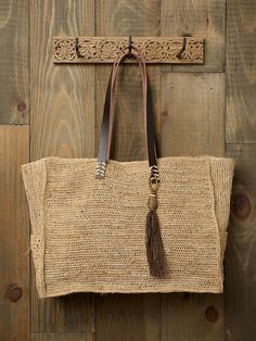 free people tote. I am going to make this!