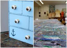 Moppe, Ikea, Shabby Chic, Ikea Hack, Chalk Paint, Kreidefarbe