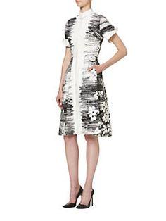Carolina Herrera - Printed Shirtdress