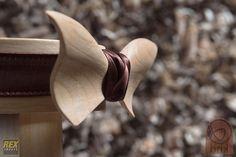 papillon en bois par brikshop sur Etsy