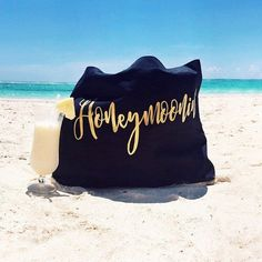 Such a cute bag to take on your honeymoon or as a carry on! Perfect for after the wedding!