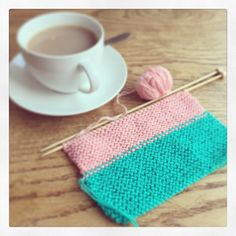 Lots of knitting