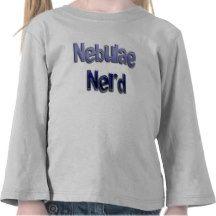 Nebulae Nerd Blue Tee Shirts #Ecommerce #Smallbiz #Style #DWW25921 #Shopping #Kids #Shirt #Nerd #Geek