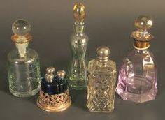 1950s perfume bottles