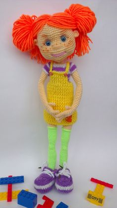 Тоня - Вязаные ребетёнки - Галерея - Форум почитателей амигуруми (вязаной игрушки)