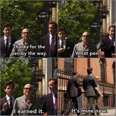 Neal, Peter and mozzie. White collar quotes.