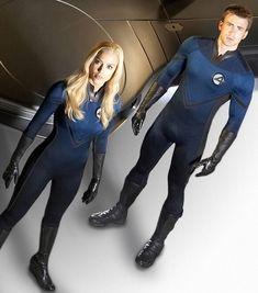 Smallville, Jessica Alba Fantastic Four, Superman, Marvel Dc Movies, Alexander Kent, Invisible Woman, Human Torch, Chris Evans Captain America, Comics Universe