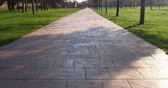 Calcestruzzo Stampato Fai Da Te : Best pavimento per esterno calcestruzzo stampato images