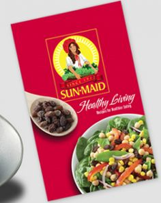FREE Sun-Maid Healthy Living Recipe Booklet on http://hunt4freebies.com