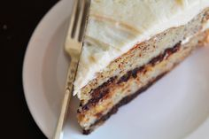 Gluten-Free Chocolate Chip Banana Cake - Savory Simple