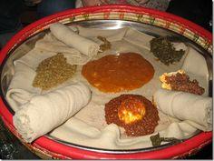 Links to Ethiopian recipes