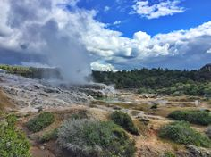 Taken in Rotorua on a recent road trip,  I'm not sure why people continue to be slaves when there are so many opportunities out there to be free from all that.  I choose to work online so I can travel full time, that doesn't have to be you though! If you'd like to start your journey, click the link :)   Pinterest.strivetobefree.com