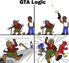 GTA Logic!