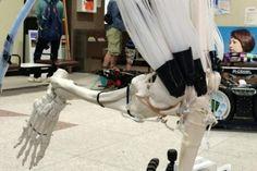 Pesquisadores japoneses usaram canos de borracha e poliéster para criar músculos que reagem ao ar em alta pressão, como músculos humanos aos estímulos nervosos. Ele podem facilitar a vida de pessoas com deficiência motora - saiba mais na INFO Online.