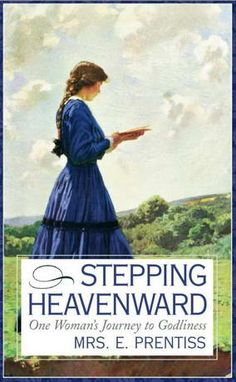 free audio download of one of my favorite books, Stepping Heavenward (thanks @Crystal Paine!)