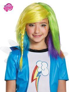 Rainbow Dash Equestria Girl Halloween costume, Rainbow Dash ...