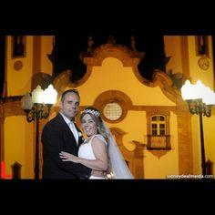 Denise + Bruno, casamento realizado na Matriz Nossa Senhora de Oliveira