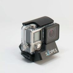 Check out the new @rogeti slopes GoPro housing to film any angle. Make sure to pre-order your @rogeti at http://ift.tt/2cixwAZ via http://shralpin.com