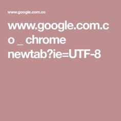 www.google.com.co _ chrome newtab?ie=UTF-8