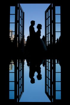 New York, New York City, Shira Weinberger Photography, Wedding, Wedding Photography, Bride and Groom, Bride and Groom Portraits, Creative Portraits, Love, Kiss, Wedding Dress, Wedding Ideas, First Looks, Reflections