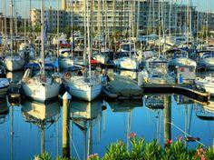 Marina Di Rimini, Rimini - Harbor, Nikon Coolpix L310, 18.6mm, 1/320s, ISO80, f/4.5, -0.3ev, HDR photography, 201707110640