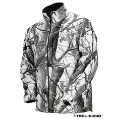 #New #TECLWOODCamo TECL-WOOD Functional Soft Shell Hunting Camouflage Jacket
