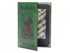 Alice in Wonderland e-reader Case by KleverCase
